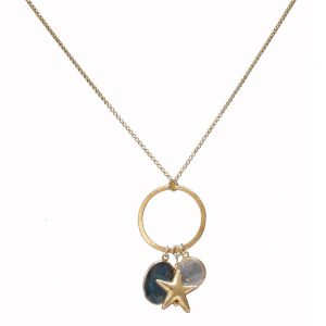 Georgina Charm Necklace