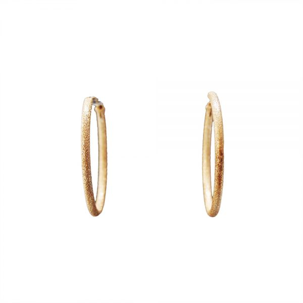 Gold Serena Earrings