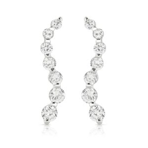 Stunning Holly Cubic Zirconia earrings