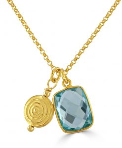Gold Provence Necklace
