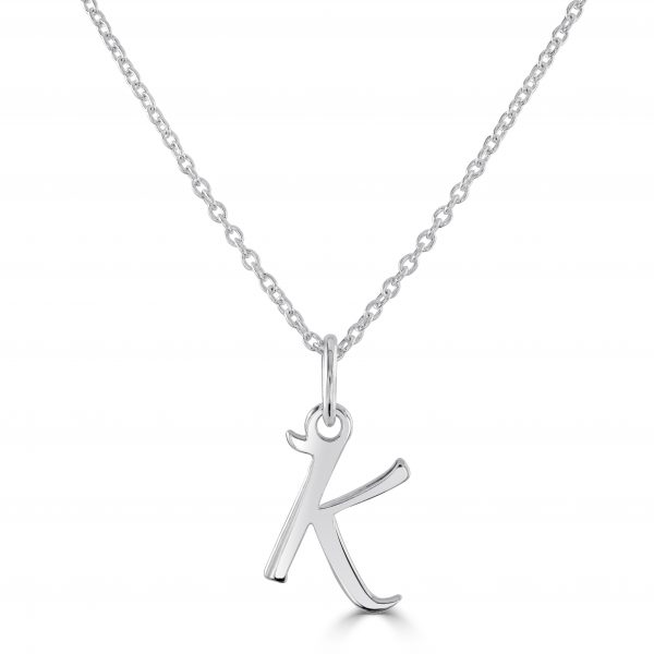 Ivy Initial necklace