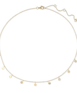 Gold Tilly Necklace