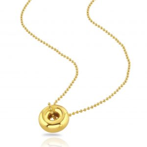 Gold Darcy Necklace