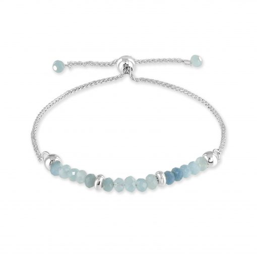 Aqua Suki Friendship Bracelet
