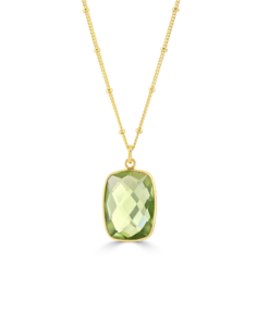 Jude Green Necklace